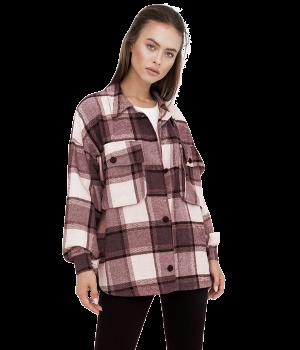 Trendy Shirt Jacket